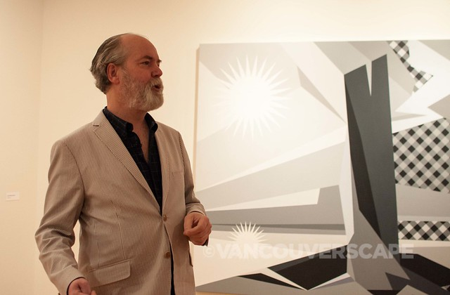 Douglas Coupland at VAG-2