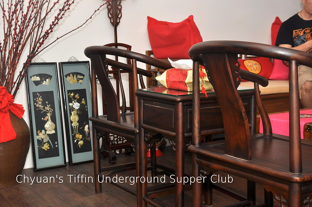 Chyuan's Tiffin Underground Supper Club 19