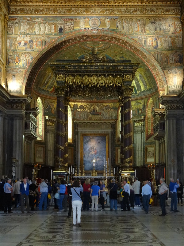 5th C. Mosaics, S Maria Maggiore