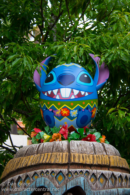 Easter in Adventureland