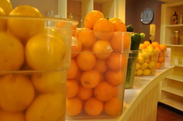 Fruit Tubs