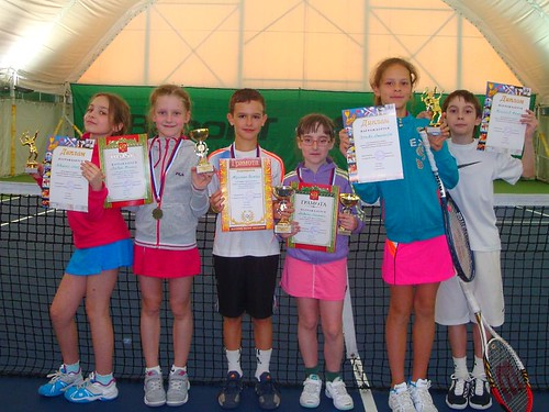 теннисный турнир Теннис 10S финальный этап