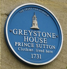 Photo of Blue plaque number 30828