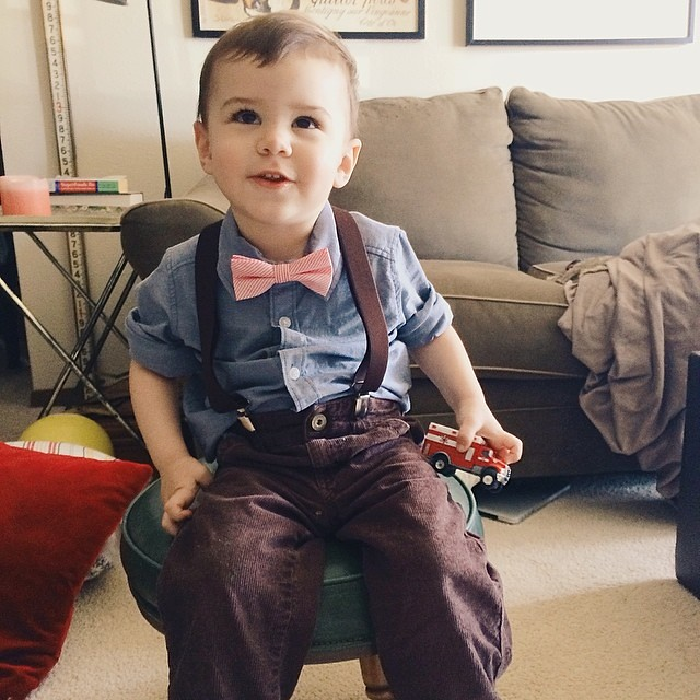 Dapper dude. Post-church/brunch. #instaluther #toddler #dapper #mothersday2014 #happymothersday