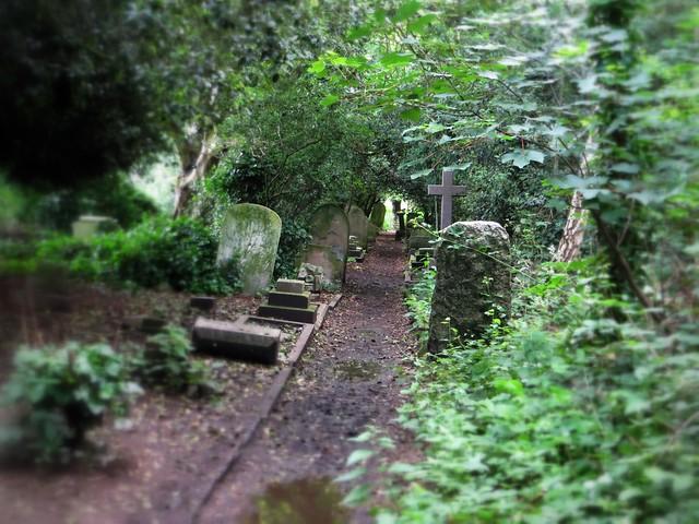 Barnes Old Cemetery
