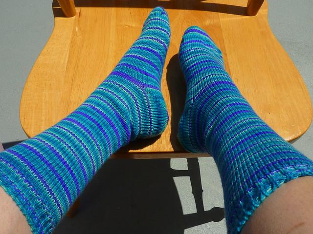 CSM Socks Tri'Coterie MCN Finnick Side