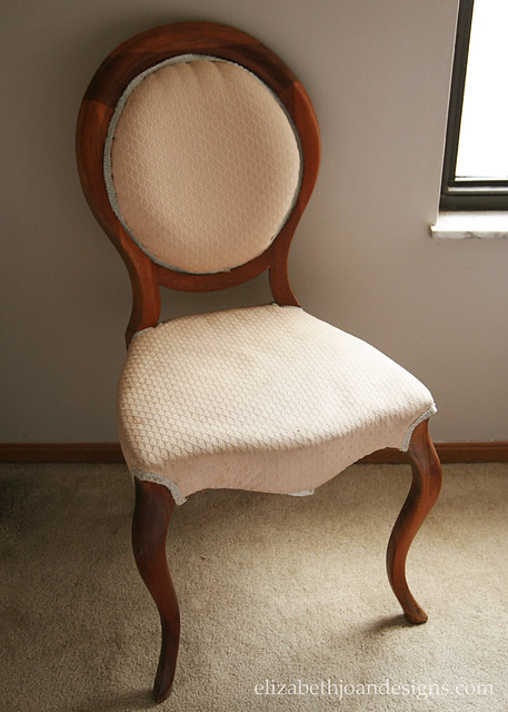 Chair Reupholstery 15