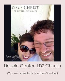 NYC Selfie Church