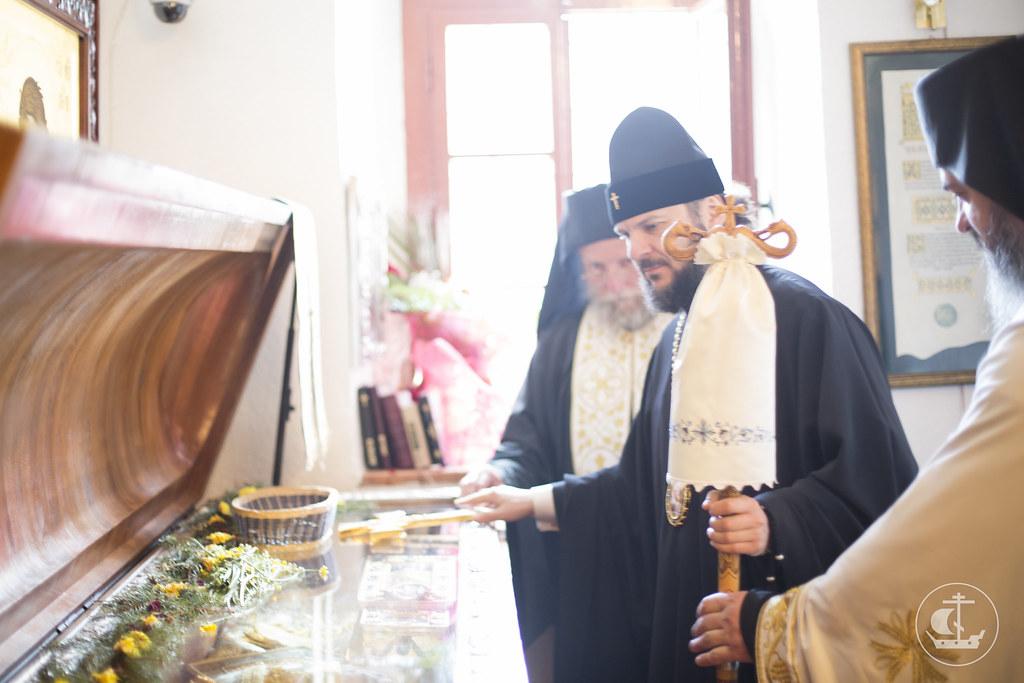 8 мая 2014, Посещение Цетинского монастыря / 8 May 2014, Visit to Cetinje Monastery