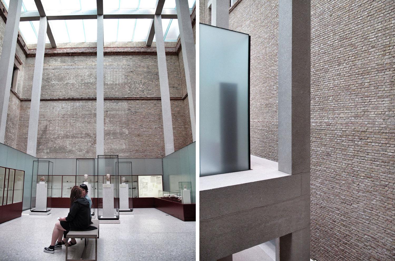 neues museum_arquitectura_patio_rehabilitacion_patrimonio_hormigón