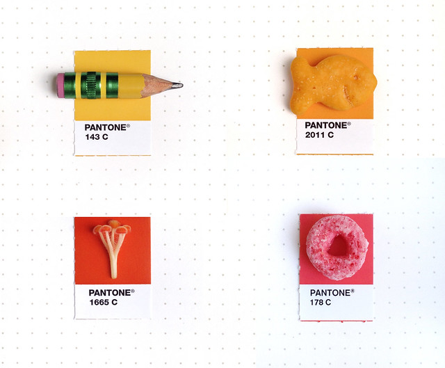 Tiny Pantone Project