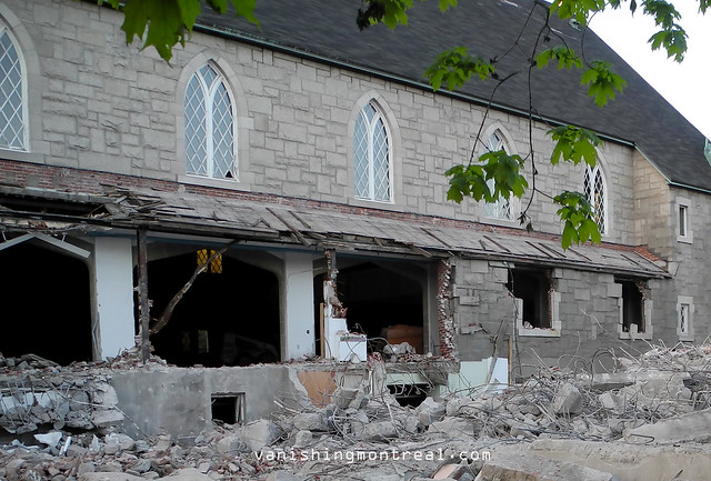 Eglise Notre-Dame-de-la-Paix demolition 19