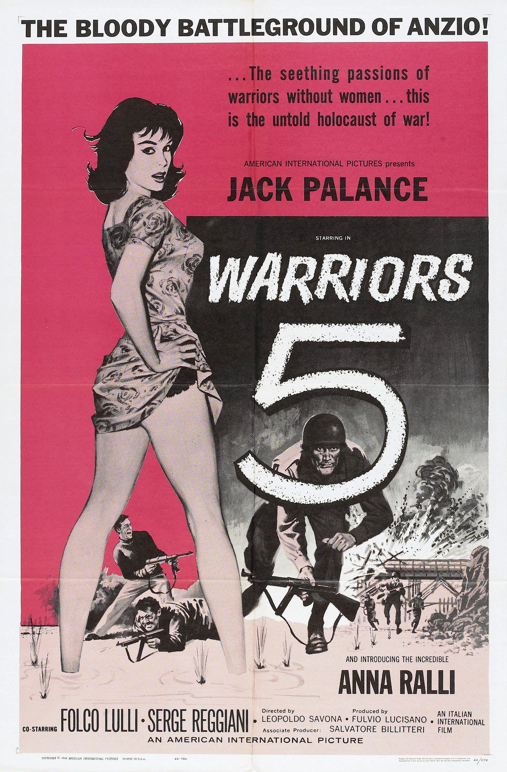 Warriors Five (1962)