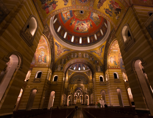 Cathedral Basilica of St. Louis by CC user 50711561@N00 on Flickr