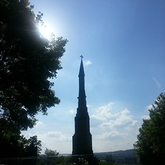 The cholera monument #nofilter