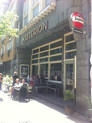 Kriterion cinema, Amsterdam