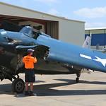 FM-2 Wildcat Folding Wings
