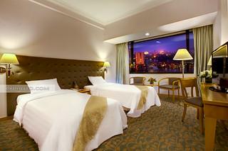 Deluxe Twin - Hanoi Hotel