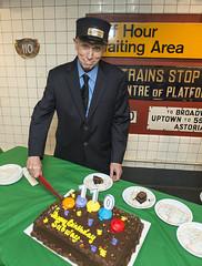 New York Transit Museum Subway Birthday Bash