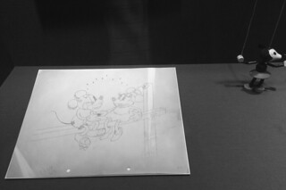 The Walt Disney Family Museum - Minnie Mouse sketches