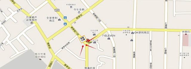新竹縣竹東鎮東寧路2段340號 map
