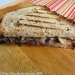 Rezepte von Nigel Slater ©Nigel Slater toasted mushroom sandwich
