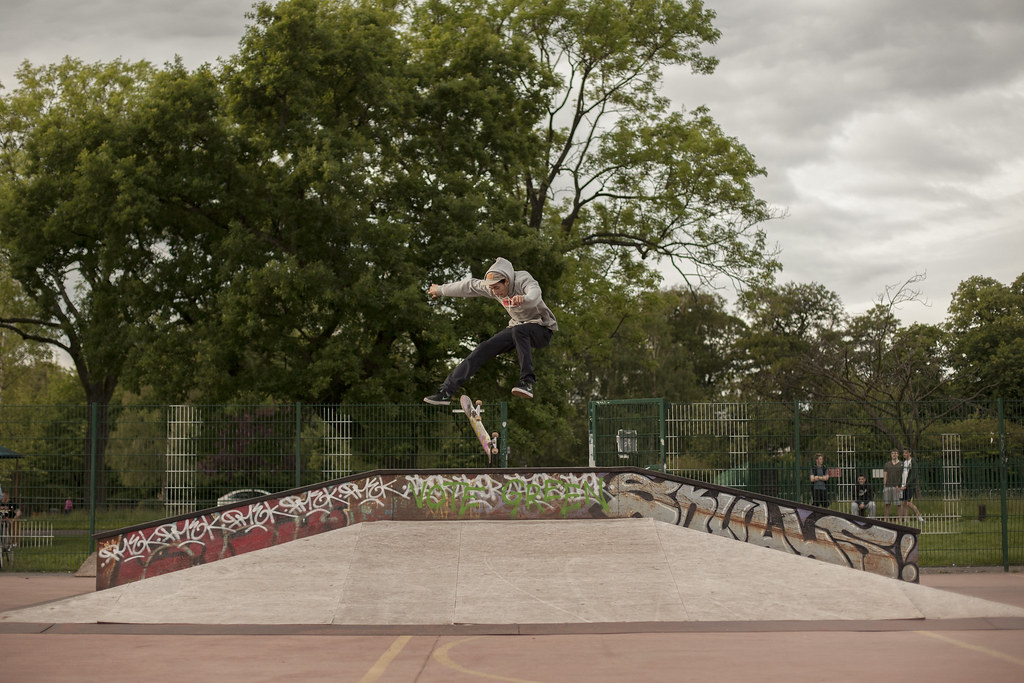 Tyrone O'Hanrahan, 360 Flip.