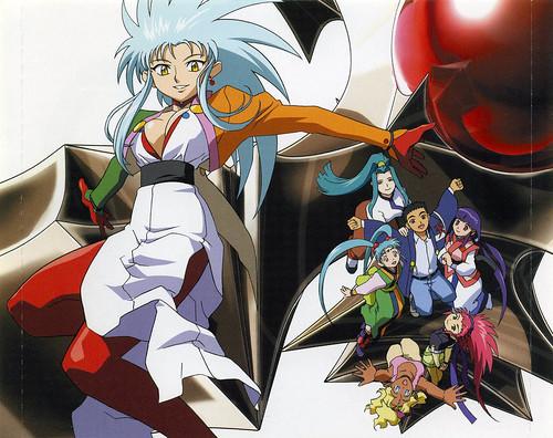 140527 -『天地無用!魎皇鬼』之父「梶島正樹」發表全新動畫《愛・天地無用》預定10月放送全50集!