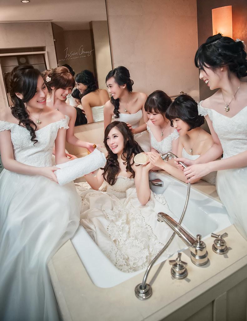 婚攝英聖 婚禮作品 新娘 伴娘