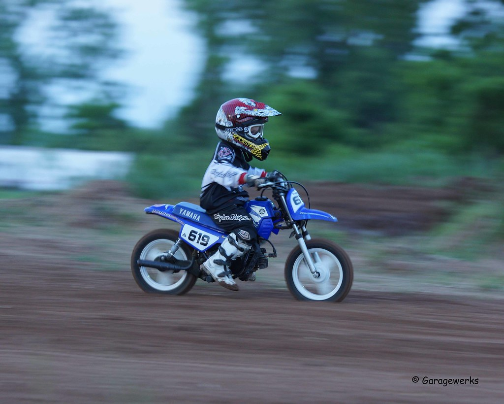 Ascot Park Motocross Practice, May 2014