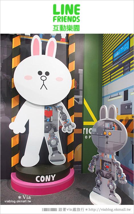 【台中line展2014】LINE台中展開幕囉!趕快來去LINE FRIENDS互動樂園玩耍去!(圖爆多)66