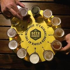 African Beer Flight