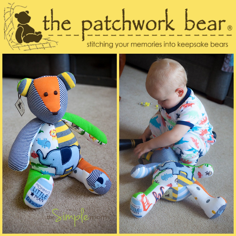 Patchwork Bear logo