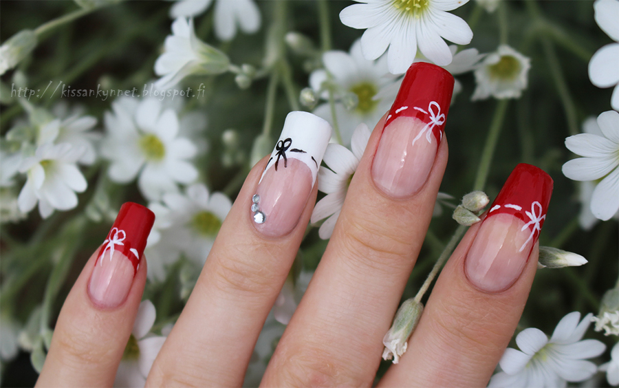 Red_french_manicure_2