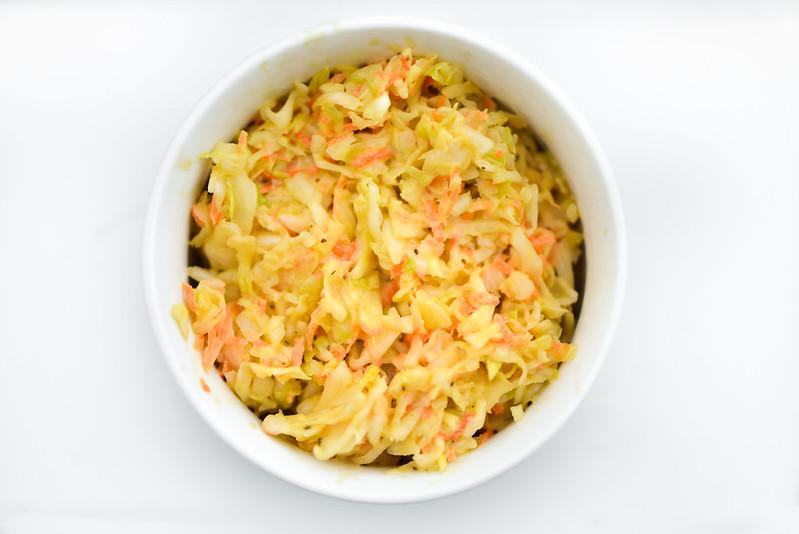Mustard Coleslaw