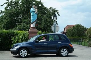 Schreibman & Maria in Rumersheim-le-Haut (F)