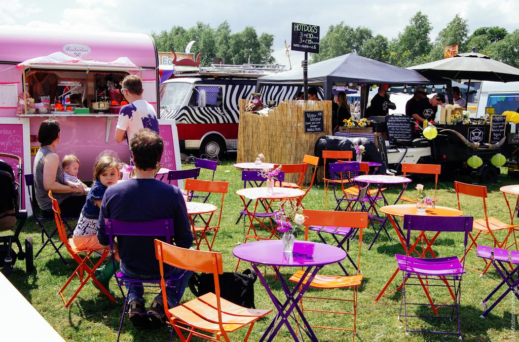 Amsterdam, Rollende Keukens@Westerpark 2014