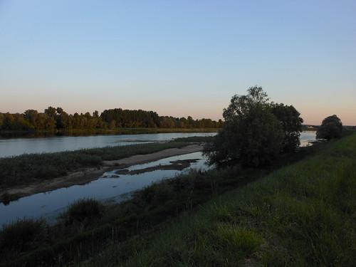Loire at dusk