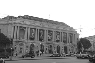 SF Opera Showboat - War Memorial Opera House