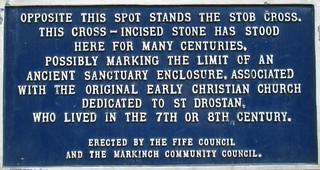 Stob Cross 1