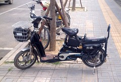 moped, wheel, vehicle, motorcycle, bicycle,