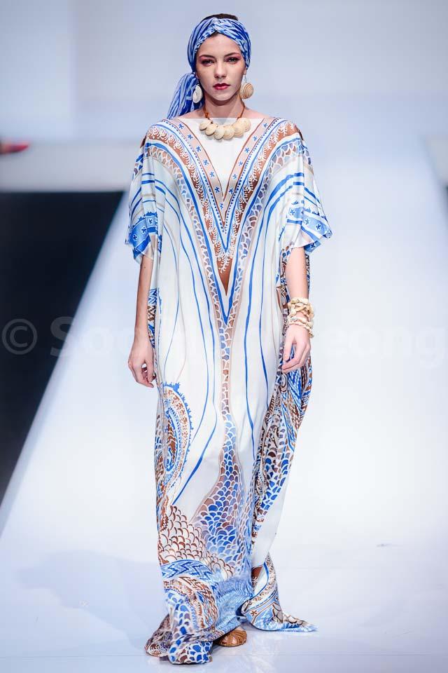 Rubaq Collection - Kuala Lumpur Fashion Week 2014 (KLFW2014)