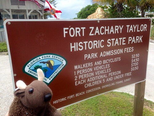 Fort Zachary Taylor HSP