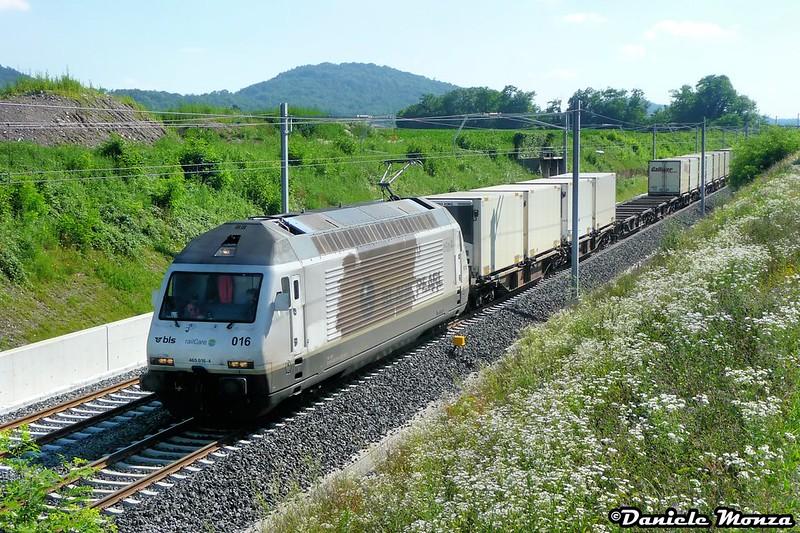 465-016 Railcare sulla nuoa linea Mendrisio-Stabio