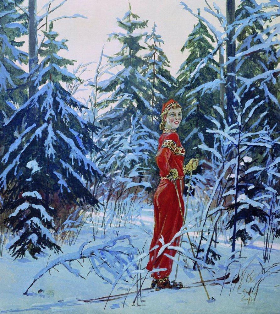 20世纪俄罗斯绘画杰作4