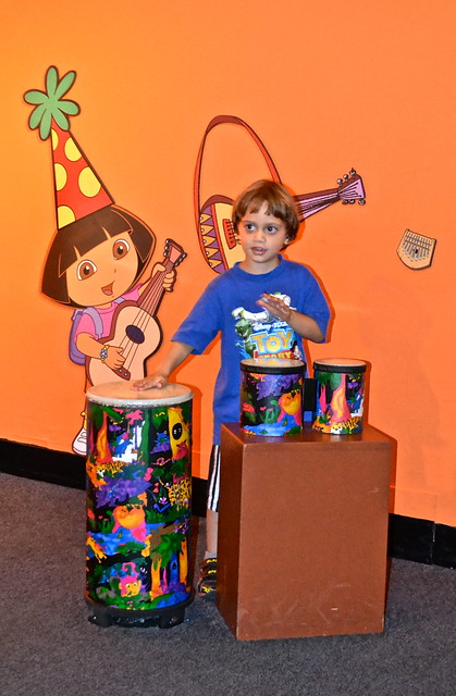 Musical fun - Children's Museum of Manhattan