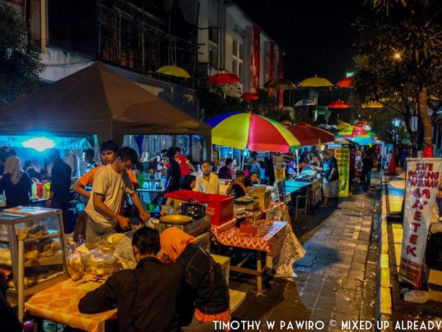Indonesia - Bandung - Braga - Culinary Night