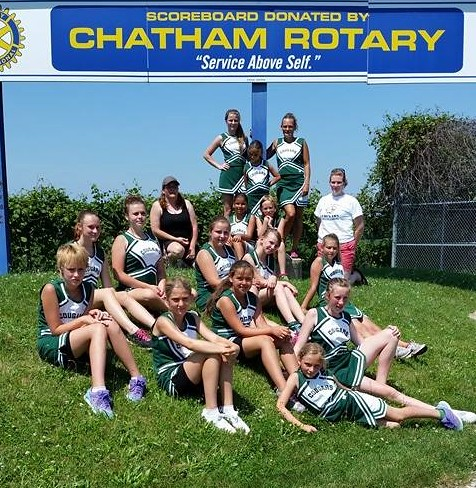 Chatham-Kent Cougars Cheerleading