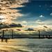 Sunset over Dartford Bridge #1 by Paul Parkinson LRPS CPAGB (parkylondon)