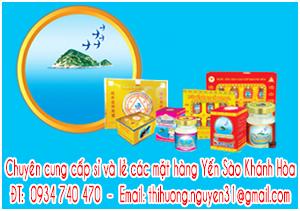 Yến Sào Khánh Hòa Chính Hãng - 0934740470
